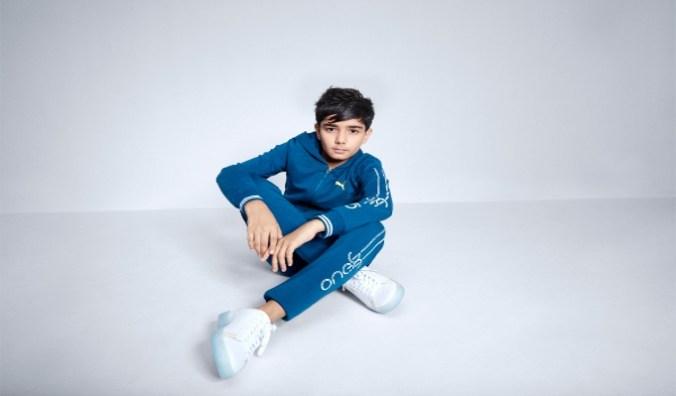 Virat Kohli Forays Into Kids Category With Puma One8