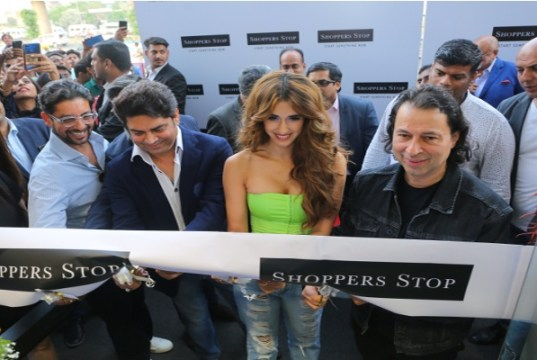 """The all new department store is a place to shop, unwind and experience,"" says Rajiv Suri, Managing Director, Shoppers Stop"