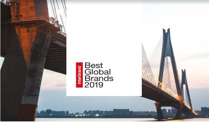 Interbrand: Best Global Brands 2019