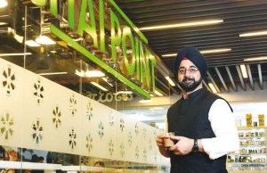 Amuleek Singh Bijral, Founder & CEO, Chaipoint