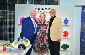 Skagen Denmark jewelry like makes its Indian debut