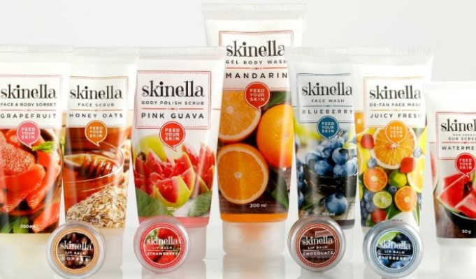 Skinella strengthens its e-commerce presence; ties up with leading beauty destination Nykaa