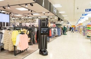 Future of robotics in fashion retail