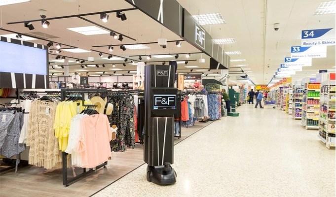 Future of robotics in fashion retail