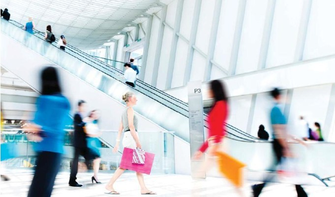 Building consumer engagement essential for malls