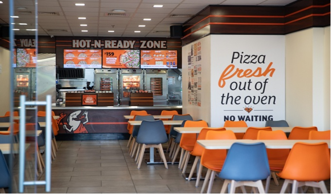 Little Caesars Pizza enters India with two outlets in Ahmedabad