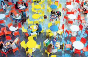 Food Courts: The new shopping centre anchors