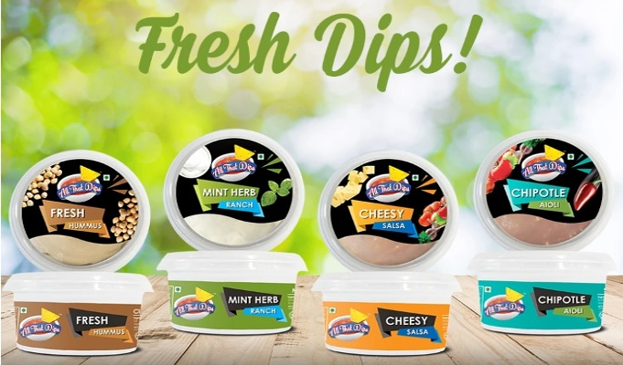 All That Dips: Creating dips with bold & creative flavors