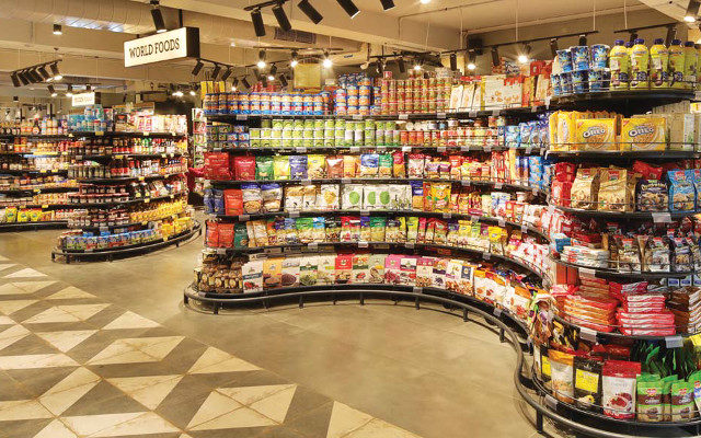 Retailers say enough stock if there is no panic buying; put restrictions on purchase quantity