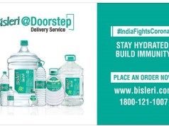 Bisleri introduces direct home delivery service to prioritise consumer safety