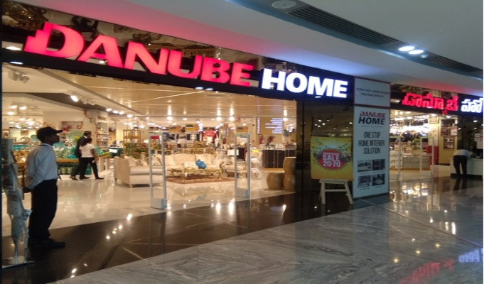 COVID-19: Danube Home shifts focus to online