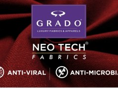 GRADO launches anti-viral fabrics with NEO TECH® technology