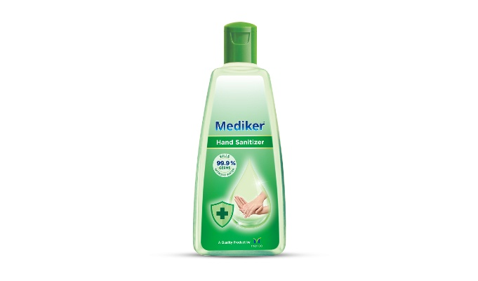 Marico Limited launches hand sanitizers under its trusted hygiene brand Mediker