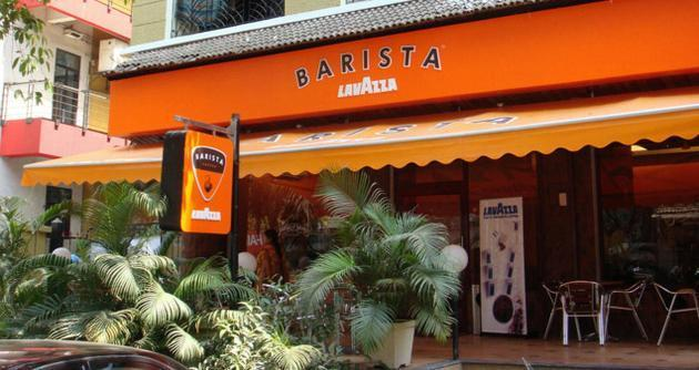 Barista introduces contactless take-away, ordering and payment services
