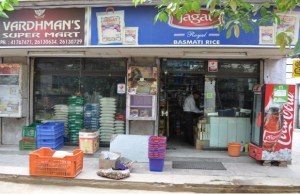 '40 pc spike in consumer spend at kirana stores during lockdown'