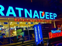 Regional supermarket numero uno Ratnadeep to cross 100 stores this year and 200 over the next 3 years