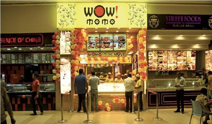 Wow! Momo join hands with Café Coffee Day