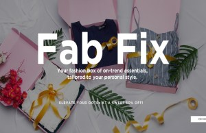 FabAlley launches Fab Fix, a recommendation-based solution of curated fashion boxes