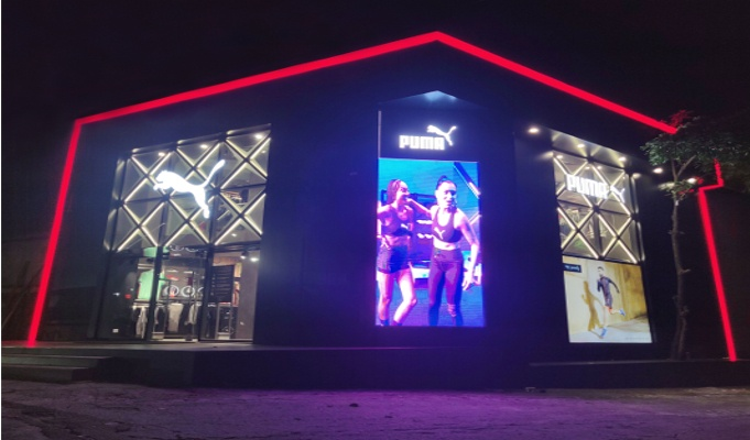 Puma expands experiential retail concept in India