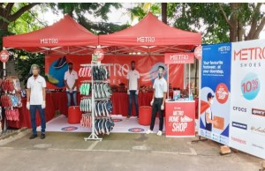 Metro's 'home shop' service sets-up pop-up stores