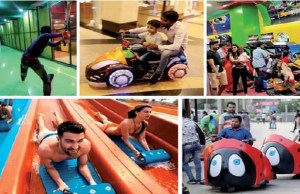 SCAI urges govt to open up indoor amusement centers in malls