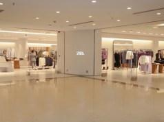 Zara reopens at Select CITYWALK