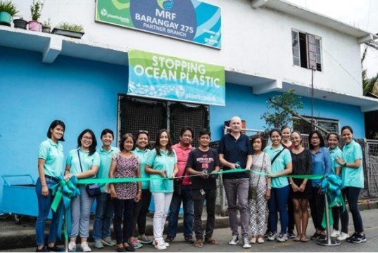 Greiner Packaging partners with Plastic Bank to open plastic collection centers in the Philippines