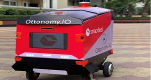 Snapdeal tests deliveries using robots