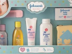 Johnson's Baby introduces new range of baby care products