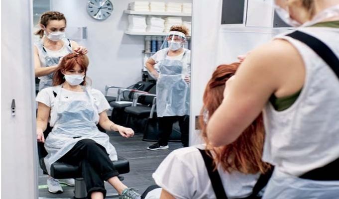 Salons get a makeover as hygiene, safety take centerstage