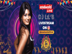 Gear up for a virtual Navratri celebration as EsselWorld is hosting the pioneer of female DJs, DJ Lil'B on EsselWorld LIVE!