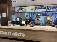 McDonald's India - North & East introduces digital menu boards