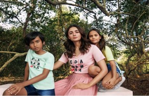 Alia Bhatt launches her own label of kids clothing