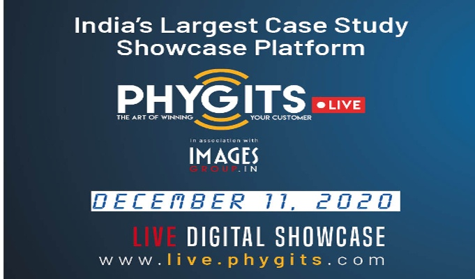 Tune in to PHYGITS Live: Unlocking the 3 C's of digital transformation