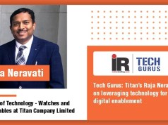 Tech Gurus: Titan's Raja Neravati on leveraging technology for digital enablement
