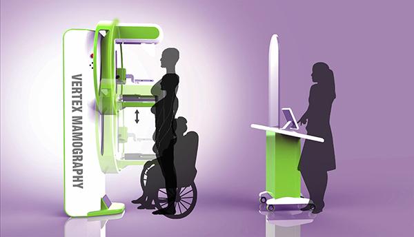 Vertex-Mammography