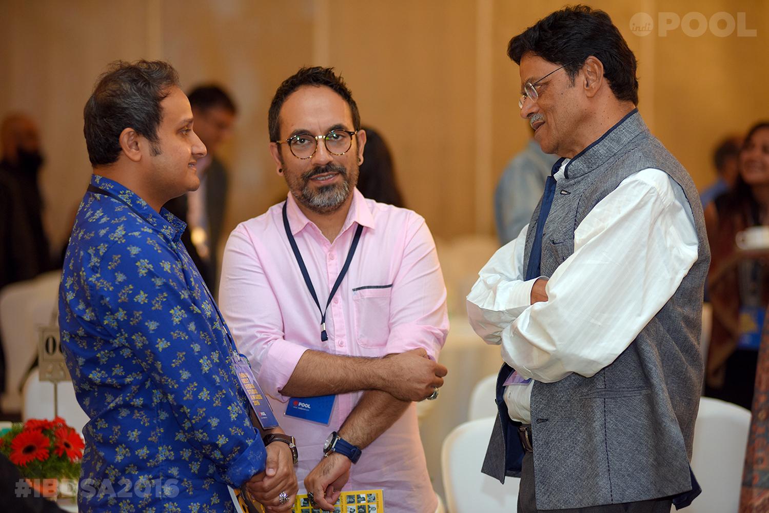 Sarthak & Sahil with Shrikant Nivasarkar