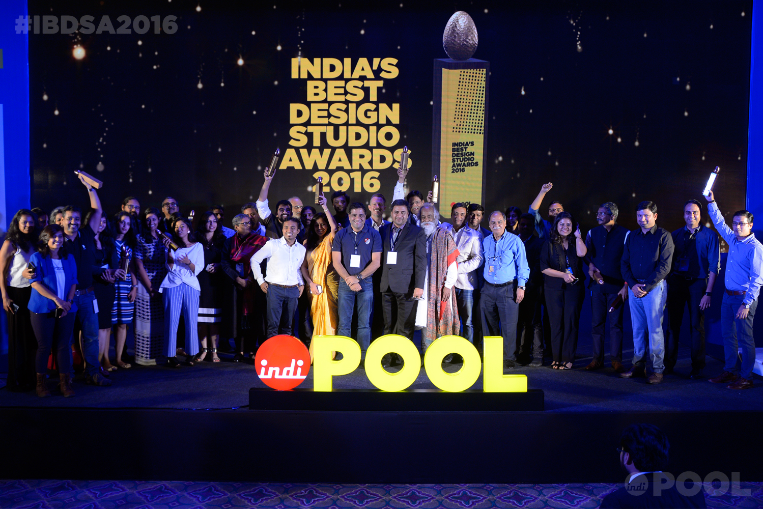 India's Best Design Studio Jury, Winners 2015 & 2016