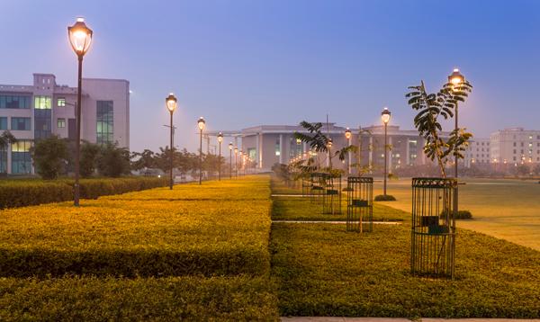 3-Master-plan-for-the-Shiv-Nadar-University
