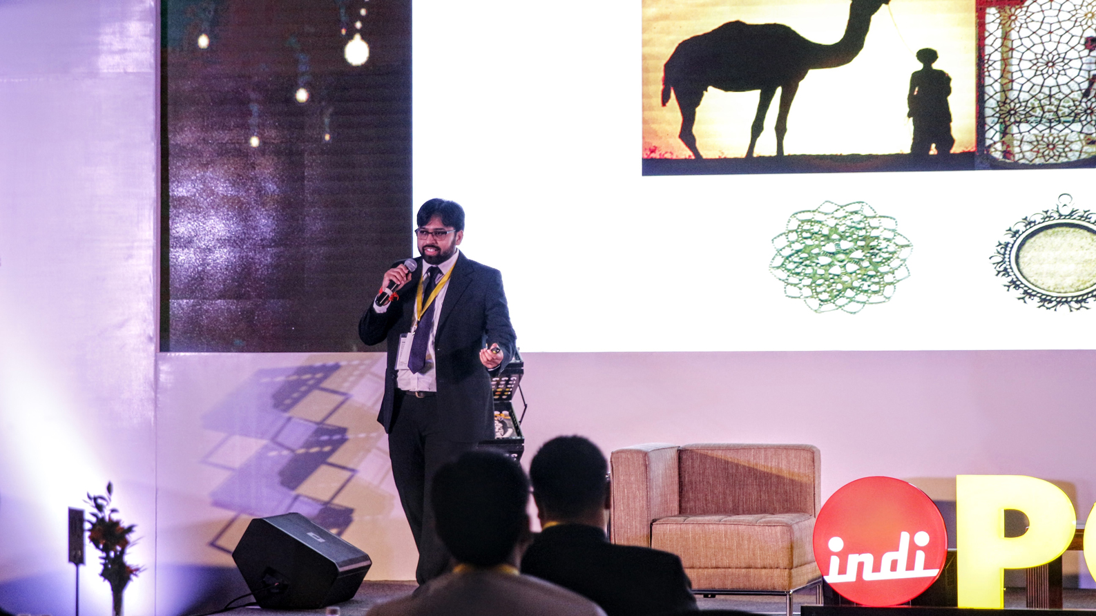 Tarun Thakkar, Business Manager at INDI Design, and Head of Marketing at POOL, talks about the brand transformation of Bikaram Chandmal, Bikaner.