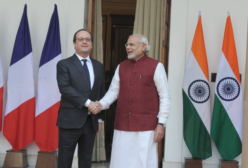 Image result for MoU between India and France in S&T