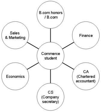Best career options for students in commerce stream