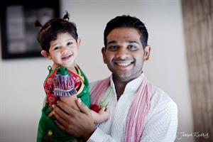 Allu Anvitha the Little angel