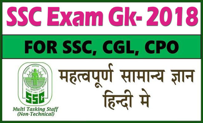 Top 65 General Knowledge Questions for HSSC/SSC/CTET/HTET/REET exams. Get Top 65 General Knowledge Questions for HSSC/SSC/CTET/HTET/REET.