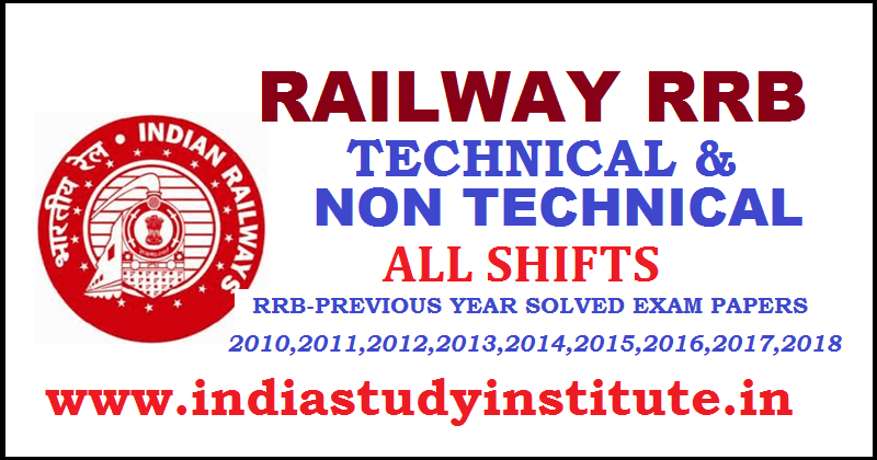 Rrb Ntpc Question Papers Pdf
