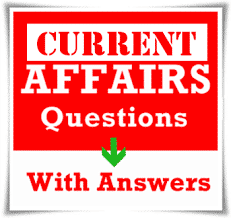 Current Affairs 2019 GK Questions 351-400 Download Free PDF