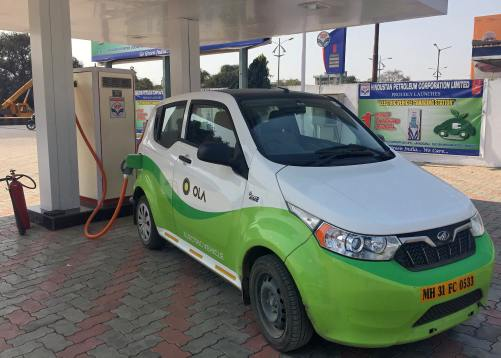 India's Electric Vehicle Ecosystem - What's In Store For The Future?