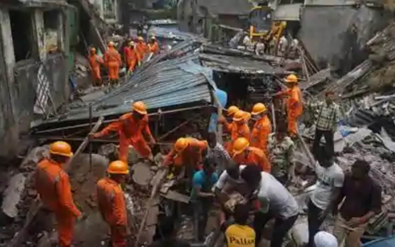 Death Toll Rises In Bhivandi Building Collapse
