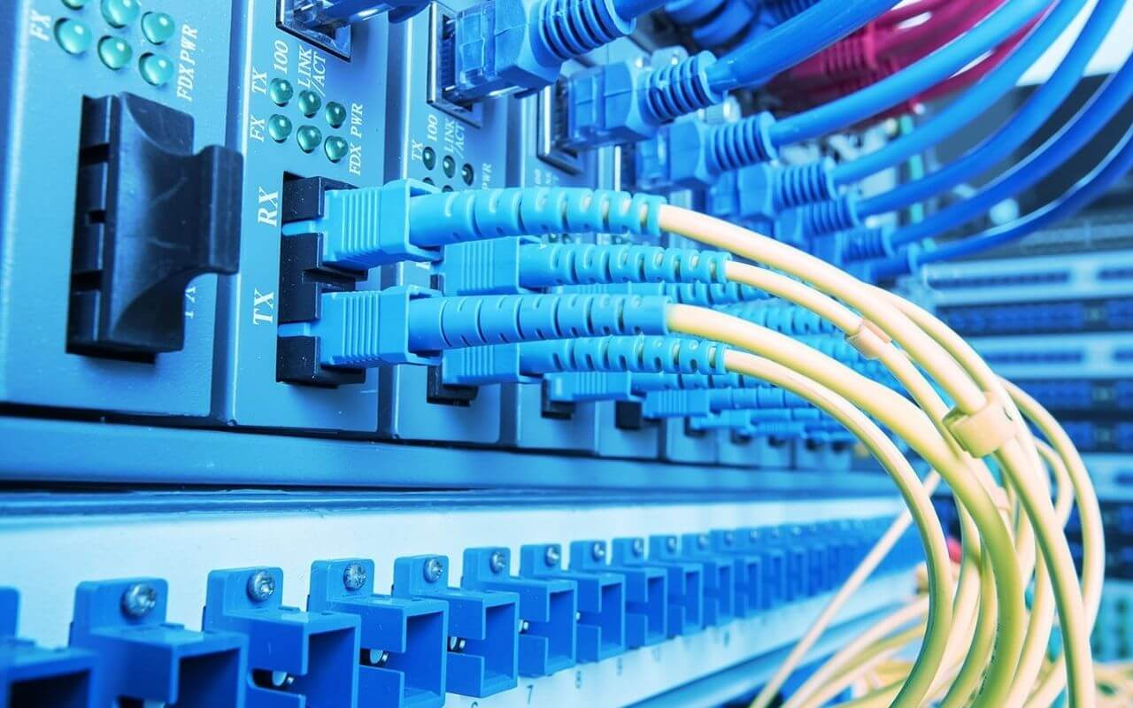 Underground Fiber Optic Cable