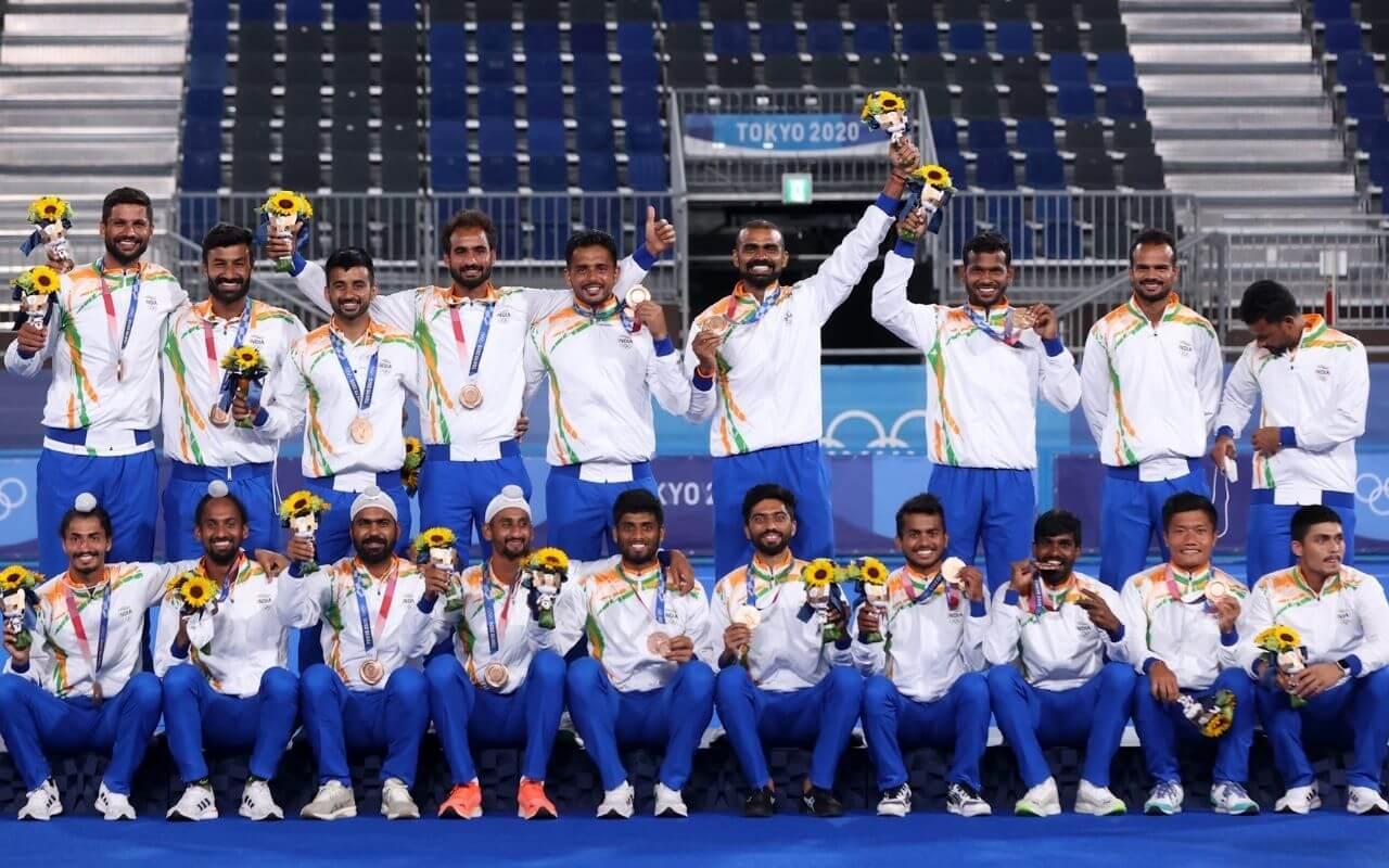 India Creates History at Olympics 2020